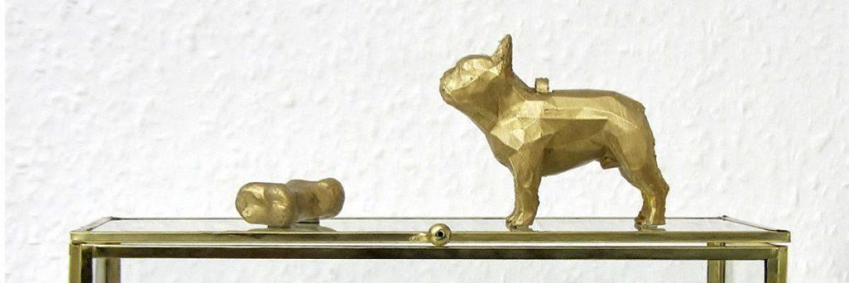 Happy Bulldog, 2020 ©VG Bild-Kunst