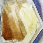Ohne Titel, 40 x 50 cm, Öl auf Lw. – © VG Bild-Kunst, S. Thatje-Körber